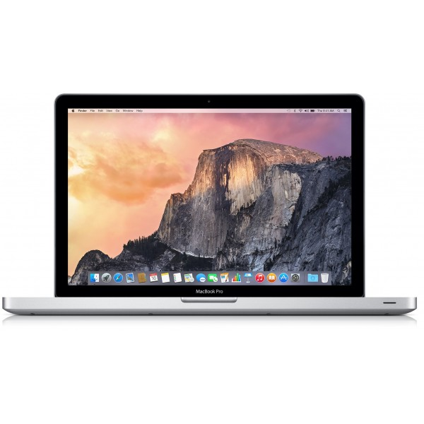 Apple MacBook Pro MLH42B A 156